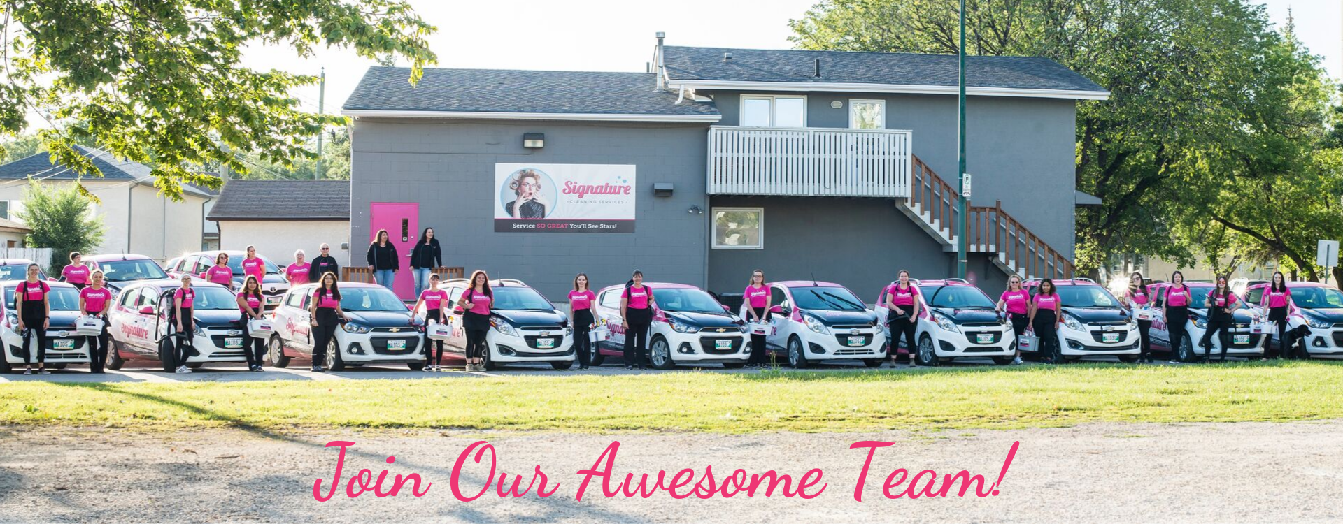 Join Our Awesome Team!